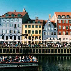 In exchange in Lund, København (Copenhagen) in Region Hovedstaden was the most famous place to go nearby!