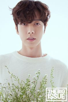 Park Hae Jin Covers The Big Issue For October | Couch Kimchi