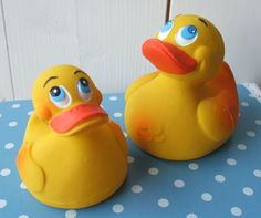 Lanco Latex Rubber Ducks
