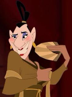 Cosplay Ideas Ling Chien Po And Yao From Mulan