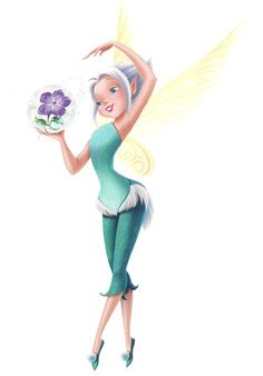 Periwinkle - Tineker Bell and the Secret of the Wings - Winter Fairy
