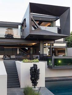 Traum aus Stahl und Beton: Das südafrikanische Kloof Road House