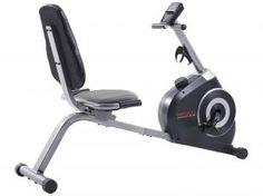 Bicicleta Ergométrica Horizontal Weslo - Pursuit G 3.1 Residencial 10 Níveis de Esforço