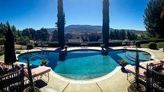 Views of Palomar Mountains