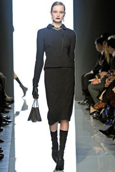 Bottega Veneta Fall 2012 Ready-to-Wear - Collection - Gallery - Look 1 - Style.com