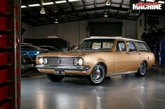 Young gun Dom Pancione loves the original look of his stunning 1970 Holden HG Premier wagon Australian Muscle Cars, Aussie Muscle Cars, Holden Wagon, Holden Monaro, Holden Australia, Vintage Surf, Old Cars, Classic Cars, Surfing