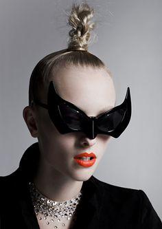 Batwoman! | photo: barbara maurer