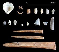 El yacimiento neolítico de la Draga contaba con un inusual taller de joyería #EFEGirona pic.twitter.com/2XCWymejZY