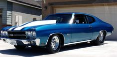 For Sale! 1970 Chevelle SS 454 Pro Street Beautiful Blue Metallic, Turbo This vehicle is located in Menifee, California. 1970 Chevelle Ss 454, Chevrolet Chevelle, Camaro Ss, Chevy Pickups, Chevy Camaro, Deadpool, Street Racing Cars, Chevy Muscle Cars, Drag Cars