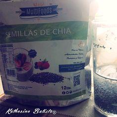 ¿Qué necesitas para preparar el agua de #chia? El agua de chía es una bebida muy fresca y deliciosa, y la semilla de esta planta, aporta #fibra, #proteínas, #antioxidantes, #minerales, #vitaminas, que sin duda, brinda algo más que su sabor, provee de beneficios muy útiles para el organismo. http://on.fb.me/1Hm5BCX