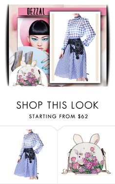 """""""Dezzal 3/10"""" by amerlinakasumovic ❤ liked on Polyvore featuring Prada and dezzal"""