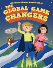 Global Game Changers - e-book, online community and app to inspire kids to make a difference.