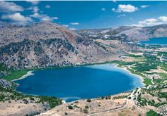 Wanderung 30: Von Georgiópolis zum Koúrnas-See und zurück