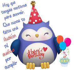 Feliz Cumpleaños Birthday Wishes Funny, Happy Birthday Quotes, Happy Birthday Greetings, Birthday Messages, Happy B Day Images, Happy Day, Anniversary Qoutes, Bussines Ideas, Birthdays