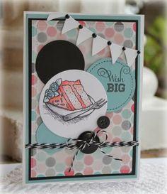 www.papercraft-designs.blogspot.com Flourishes Pinwheels and Popsicles