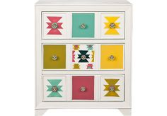 Shop for a Malawi Accent Chest at Rooms To Go Kids. Find  that will look great in your home and complement the rest of your furniture. #iSofa #roomstogo