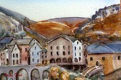 Art gallery of Phong Trinh Watercolor. Buy Paintings, Watercolor Paintings, Fine Art Prints, Art Gallery, France, Drawings, Illustration, Art Museum, Water Colors
