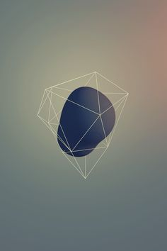 Art by Jeremiah Shaw & Danny Jones Geometric Designs, Geometric Shapes, Polygon Art, Design Graphique, Abstract Shapes, Science Art, Graphic Design Inspiration, Graphic Art, Logo Design