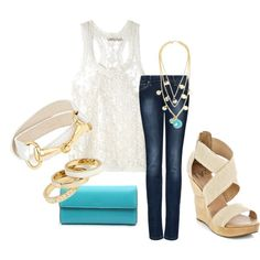 Date night, created by laurenklahold on Polyvore