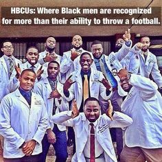 Much love to Howard College of Medicine. #WeAreHBCU