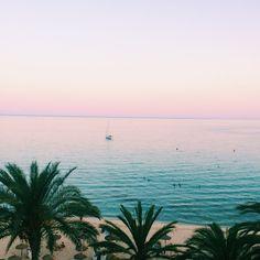 california sunsets #planetblue