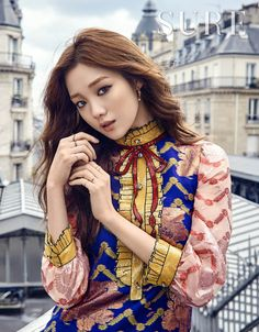 Lee Sung-kyung courted to become Weightlifting Fairy Cha Eun Woo, Korean Actresses, Korean Actors, Asian Actors, Korean Dramas, Korean Celebrities, Celebs, Weightlifting Fairy Kim Bok Joo, Seong