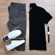 Essentials by threadandfashion