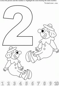 preschool number 2 worksheets (8)