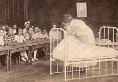 Lina Rogers, the First School Nurse