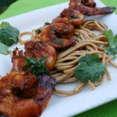 Outta The Park Grilled Shrimp Recipe | Outta the Park BBQ Sauce