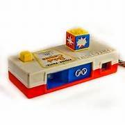 Fisher Price Toy Camera 70's 1970's Seventies