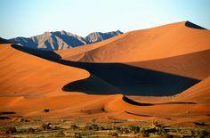 Desierto de Namibia (Namibia y Angola) - Los desiertos más espectaculares del planeta