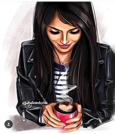 Just in my dreams Girl Cartoon, Cartoon Art, Sarra Art, Girly M, Pop Art Wallpaper, Girly Drawings, Digital Art Girl, Fashion Wall Art, Anime Art Girl
