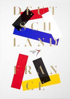 法国设计工作室Les Graphiquants作品欣赏 设计圈 展示 设计时代网-Powered by thinkdo3