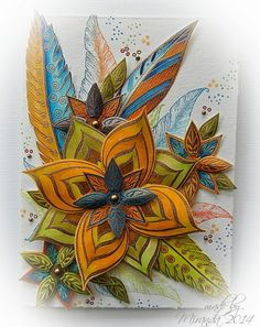 'Mir'acle Art Inspirations: Magenta