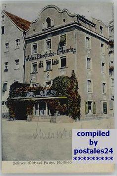 Regensburg Moltkeplatz x 1932