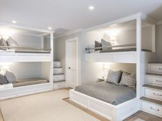 Deciding to Buy a Loft Space Bed (Bunk Beds). – Bunk Beds for Kids Bunk Bed Rooms, Bunk Beds Built In, Bunk Beds With Stairs, Kids Bunk Beds, Kid Rooms, Build In Bunk Beds, Corner Bunk Beds, Queen Bunk Beds, Adult Bunk Beds