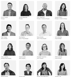 Corporate Portrait, Corporate Headshots, Business Portrait, Restaurant Website Design, Page Layout Design, Team Page, Picture Albums, Chart Design, Team Photos