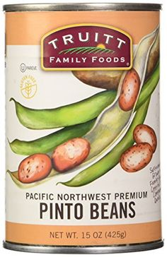 Truitt Family Foods Family Foods Pacific Northwest Premium, Pinto Beans, 13.5 Pound (Pack of 12) ** Want to know more? Click the pin at Quick dinner ideas board