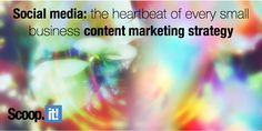 Social media is a vital tool for maximizing the value of your content. Find out why you need to leverage social media in your content marketing strategy. Content Marketing Strategy, Business Help, Lead Generation, In A Heartbeat, Effort, My Life, Social Media, Learning, Tips