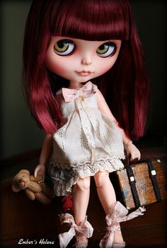 Unboxing Helena ✿⊱╮b l y t h e ❤ | Flickr - Photo Sharing!