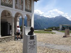 Madonna del Ghisallo. #cycling #italy