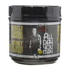 All day you may - Rich Piana All Day You May, Container, Canisters