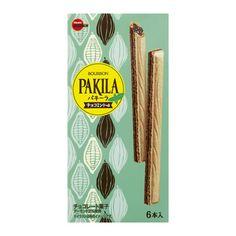 パキーラ <チョコミント味> - 食@新製品 - 『新製品』から食の今と明日を見る!