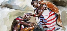 Patrick Peter Kinuthia was born on 11 October He worked for Citizens Cinema Cooperation as a poster artist for its cinema halls making scenery and African Art, Scenery, Artist, Poster, Painting, Landscape, Artists, Painting Art, Paintings
