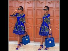 Trendy Styles Made With Ankara Fabric; Unique Ankara Styles Collection