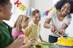mum delivering kids birthday cake - Google Search