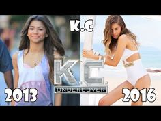 "Zendaya - Keep It Undercover (Theme Song From ""K.C. Undercover""/Audio Only) - YouTube"