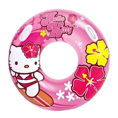 $5 Hello Kitty Inflatable Tube with Handles
