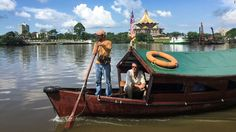 Anthony Bourdain: Parts Unknown - 314 - Borneo  The sounds of Malay karaoke only grow louder heading across the Sarawak River in Kuching.